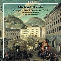 Haydn: Complete Wind Concerto [Salzburger Hofmusik, Wolfgang Brunner] [CPO: 777781-2]