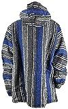 Yankee Forge Large Baja Shirt - Black & Dark Blue