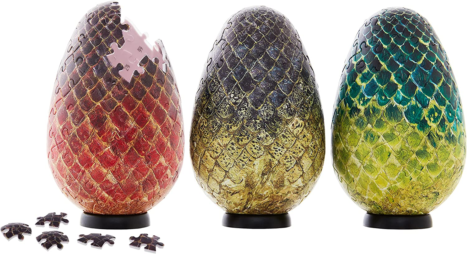 GAME OF THRONES DRAGON EGG PUZ