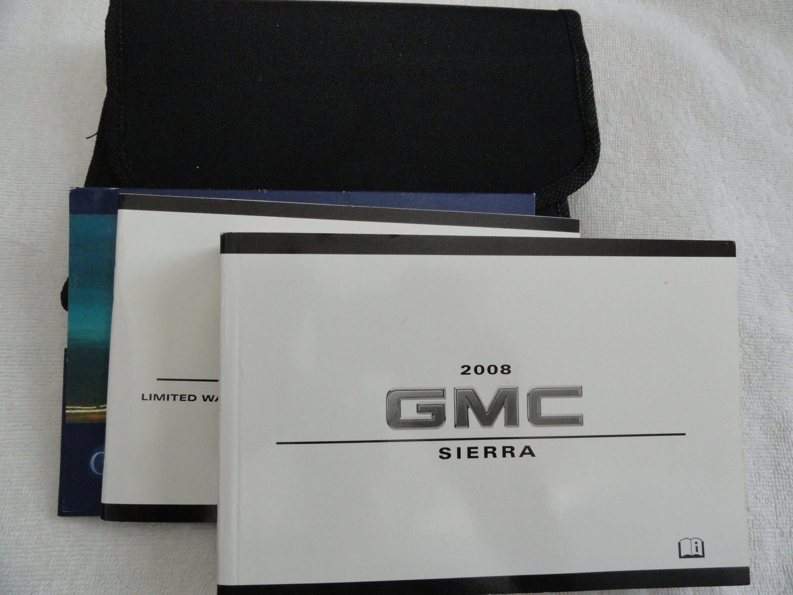 2008 gmc sierra owner s manual gmc amazon com books rh amazon com 2008 gmc sierra 2500hd duramax owners manual owners manual for 2008 gmc sierra 1500