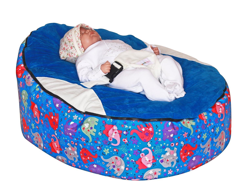 Pouf pour bébé de qualité supérieure avec Filling-fast UK Livraison Mama Baba