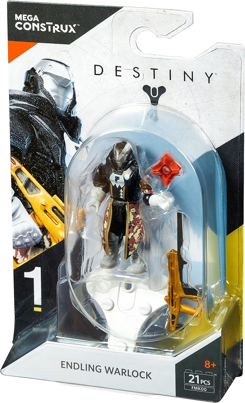 Mega Construx Destiny Endling Warlock And Lions Vogil Hunter FMK00
