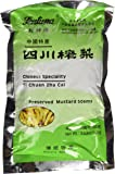 Fortuna Preserved Mustard Strips Si Chuan Zha Cai 3.5oz (3 PACKS)