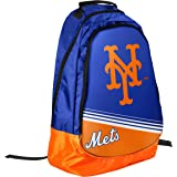 FOCO MLB New York Mets 2015 Stripe Core Backpack, One Size, Team Color