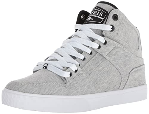 Osiris Men s NYC 83 VLC DCN Skate Shoe Grey Heather Jersey 5 ... 1e6711b04d9