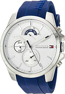 5dfd4db239cd Tommy Hilfiger Cool Sport 1791349 - Reloj de cuarzo para hombre (acero  inoxidable