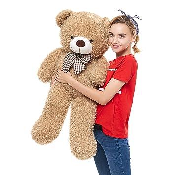 e42678985316 MorisMos Giant Teddy Bear Cuddly Toys Big Large Teddy Bear Stuffed Animals Soft  Plush Teddy Bears