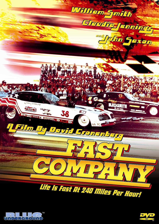 Fast Company William Smith John Saxon Claudia Jennings Nicholas Campbell