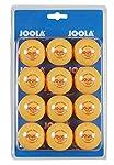 Joola 3 Estrellas Ping Pong Pelotas de Entrenamiento (12 Unidades) – Alta Calidad, Ligero, Duradero