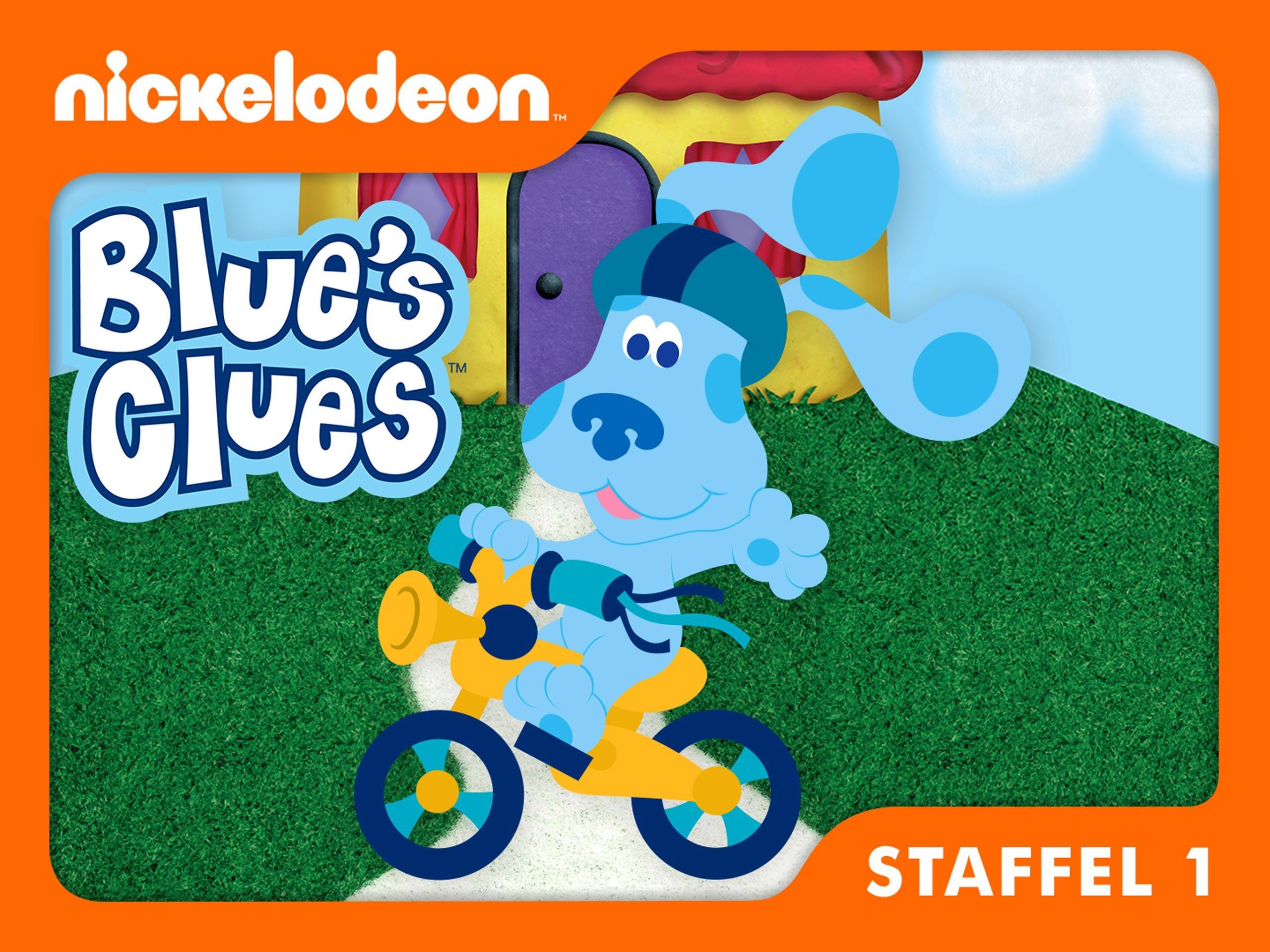 Blues Clues: Blau und Schlau - Staffel 1 online schauen und ...