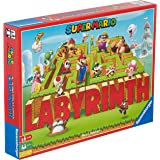 Super Mario Labyrinth Board Game – A Classic Family Game for Ages 7 and Up