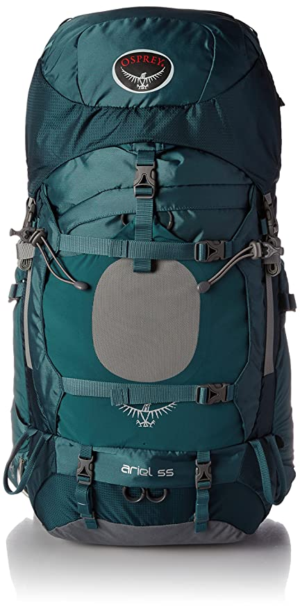 7b4853ba1b Amazon.com   Osprey Women s Ariel 55 Backpack