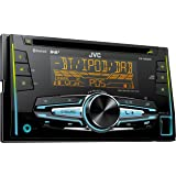 JVC KW-DB92BTEN Car Stereo CD Receiver with Bluetooth, DAB Radio and USB Inputs