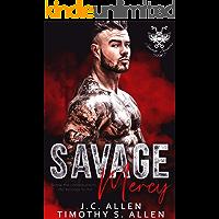 Savage Mercy (Savage Saviors MC Book 1)