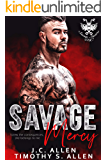Savage Mercy (Savage Saviors MC Book 1)