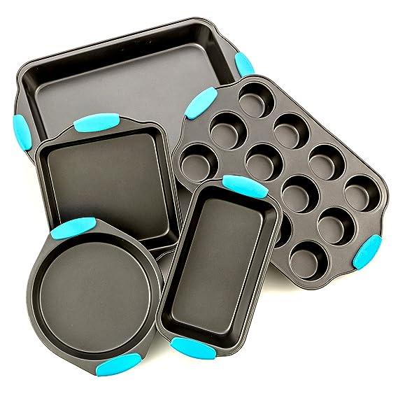 Review Bakeware Set -Premium Nonstick
