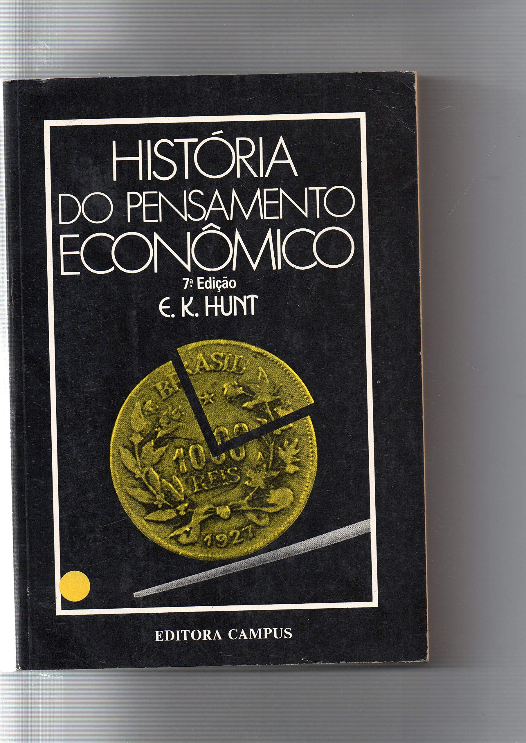 Pdf economico hunt historia do pensamento