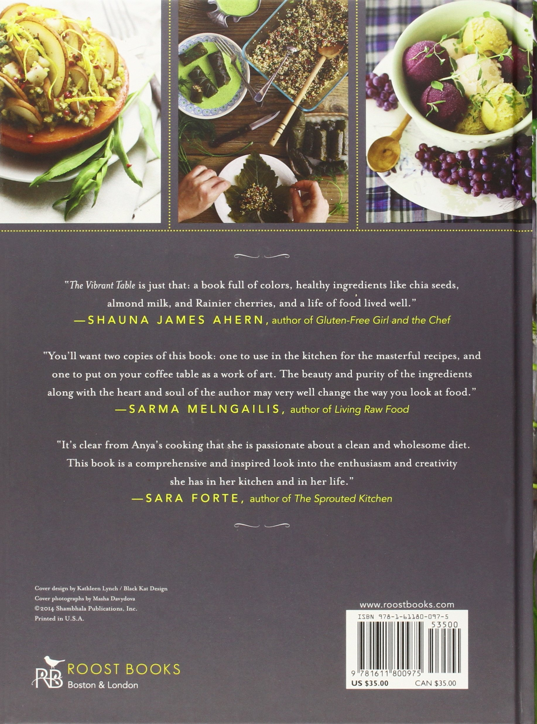 the vibrant table recipes from my always ve arian mostly vegan