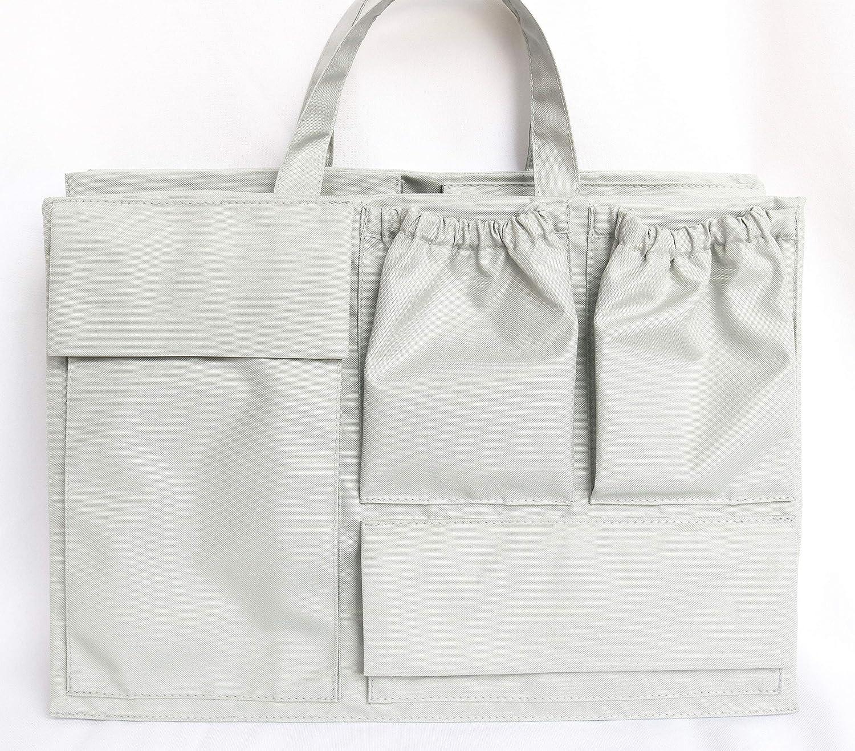 lilibell Wickeltasche Grau Bag in Bag