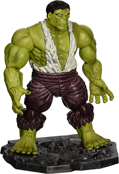 Amazon.com: Diamond Select Toys Marvel Select: Savage Hulk ...