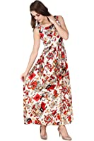 Swagg India Women's Crepe Dress