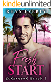 Fresh Start: A second chance small town gay romance (Cedarwood Beach Book 1)