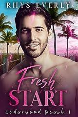 Fresh Start: A second chance small town gay romance (Cedarwood Beach Book 1) Kindle Edition