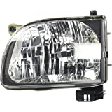 TYC 20-6074-00-9 Compatible with TOYOTA Tacoma CAPA Certified Replacement Left Head Lamp