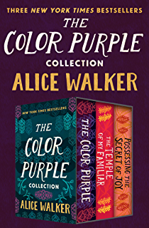 The color purple kindle edition by alice walker literature the color purple collection the color purple the temple of my familiar and fandeluxe Image collections