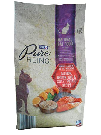 pure being dog food