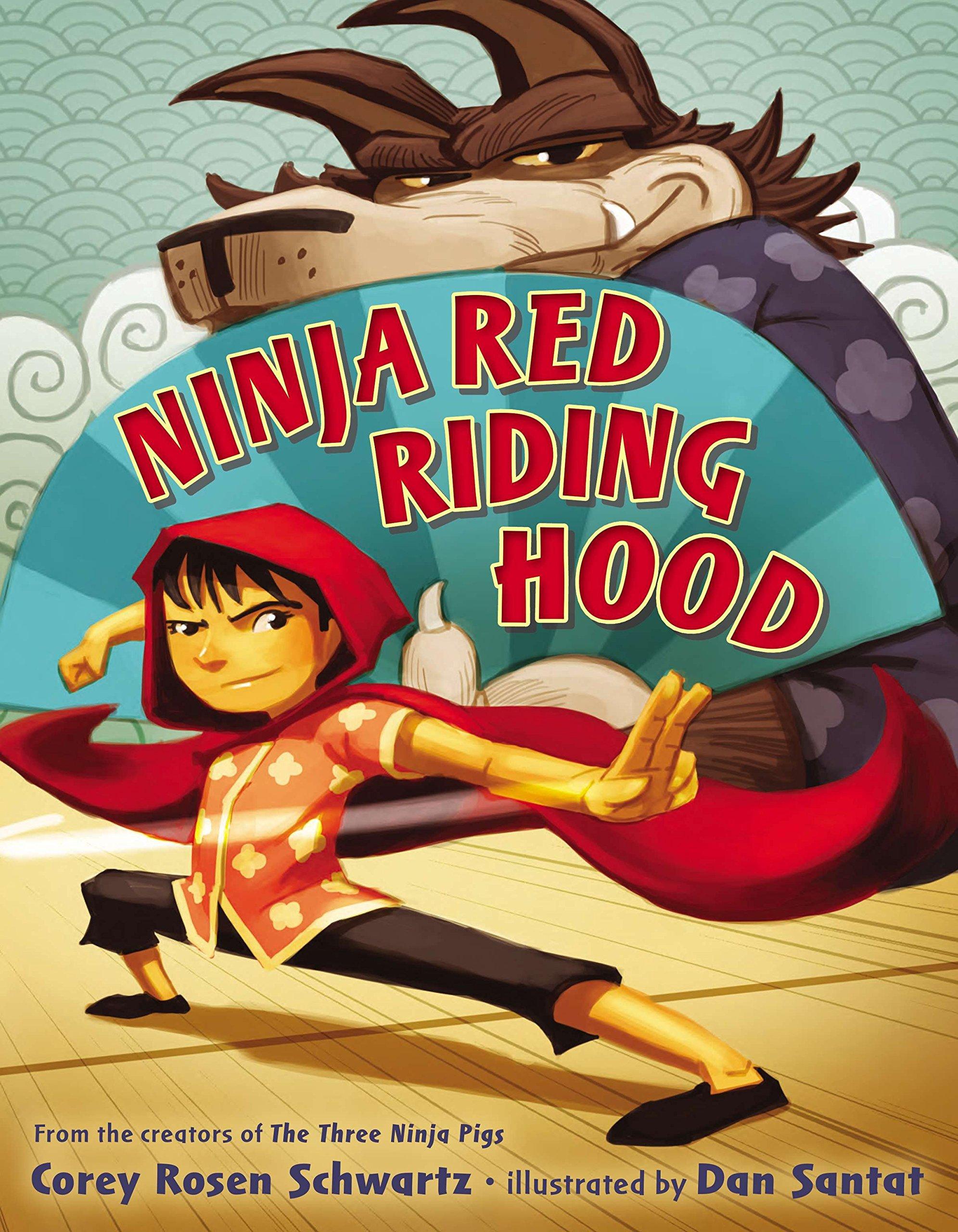 Ninja Red Riding Hood ebook