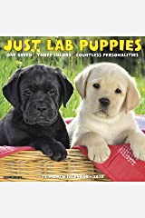 Just Lab Puppies 2020 Wall Calendar (Dog Breed Calendar) Calendar