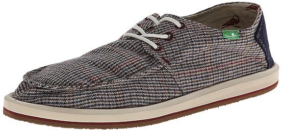 Zapatillas Drewby Dropout Boat para hombres, carbš®n, 9 M US: Amazon.es: Zapatos y complementos