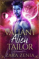 Valiant Alien Tailor: A Sci-Fi Alien Fairy Tale Romance (Trilyn Alien Fairy Tales Book 5) Kindle Edition