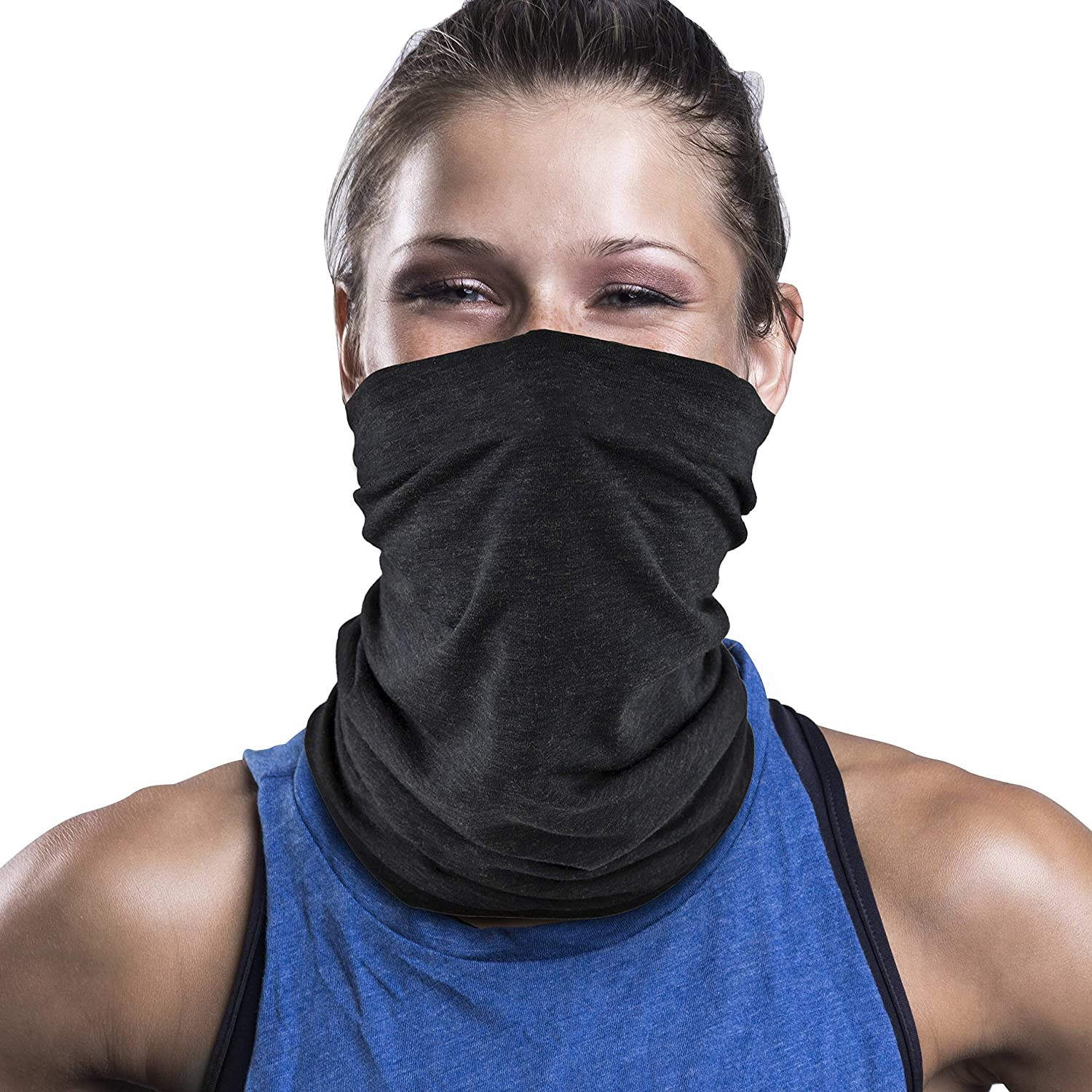 Apapacho Neck Gaiter Face Shield | Face Cover Scarf Mask Breathable Face Mask