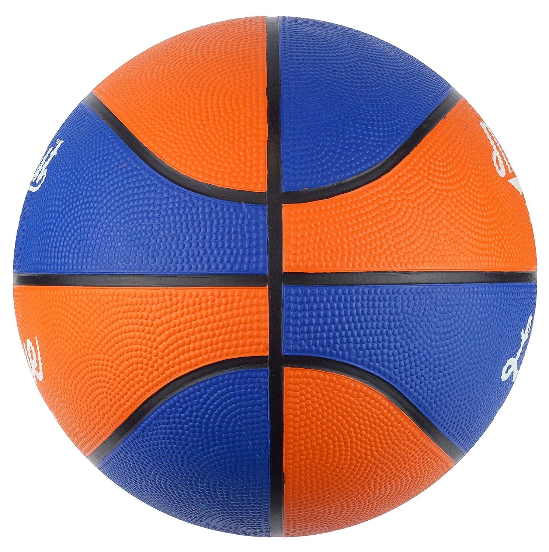 League Basketball Midwest Bambini League Basket Blue//Orange Bambino