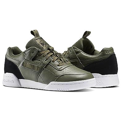 Reebok Men's Workout Plus Sneaker 8NvoHNFWvO