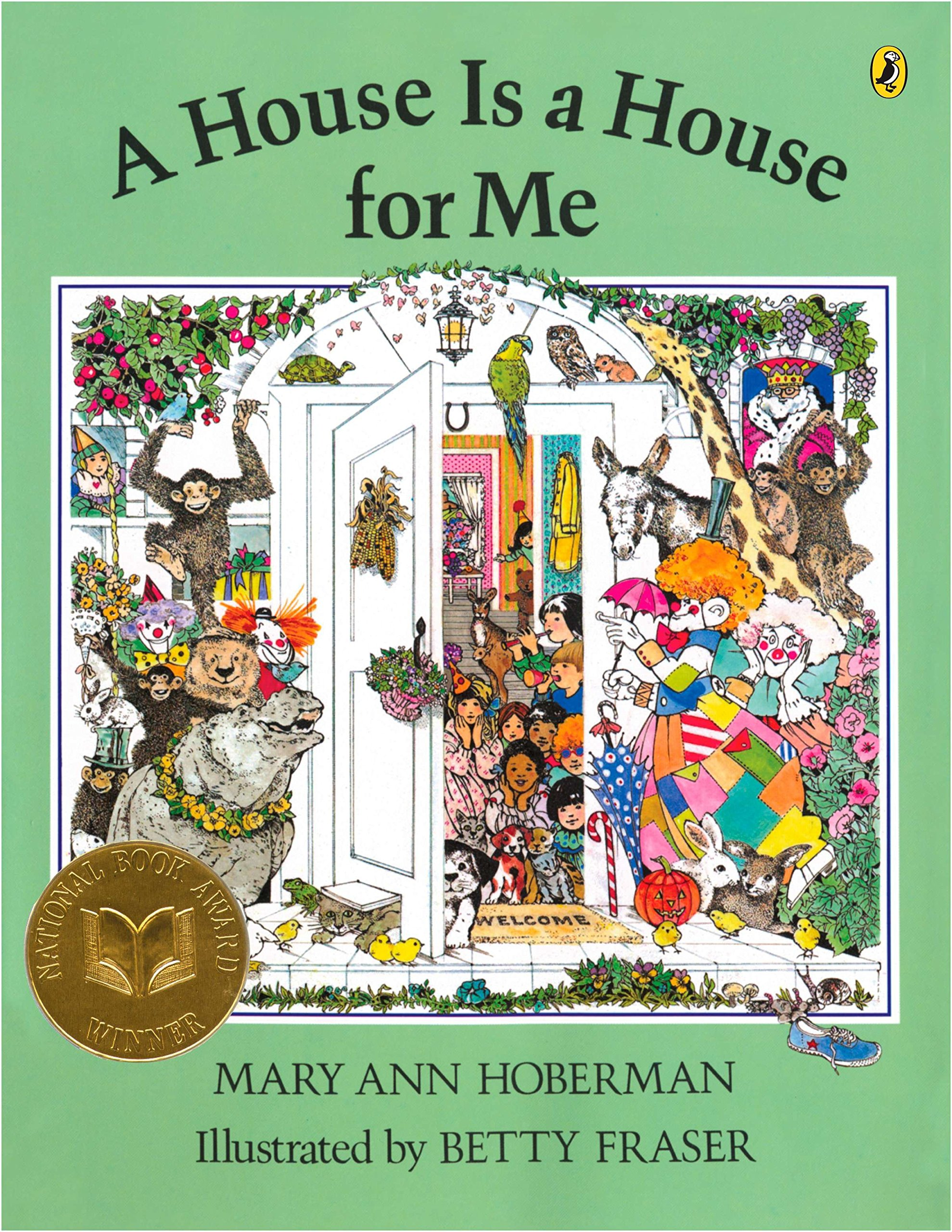 A house is a house for me by mary ann hoberman online dating