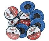 Abn 3in T27 80 Grit High Density Zirconia Alumina