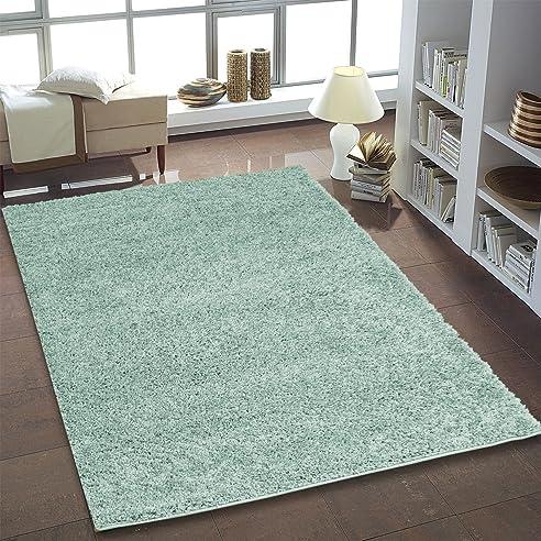 Hochflor Shaggy Langflor Teppich Flokati Pastell Für Das Wohnzimmer,  Schlafzimmer Und Das Kinderzimmer Geeignet In