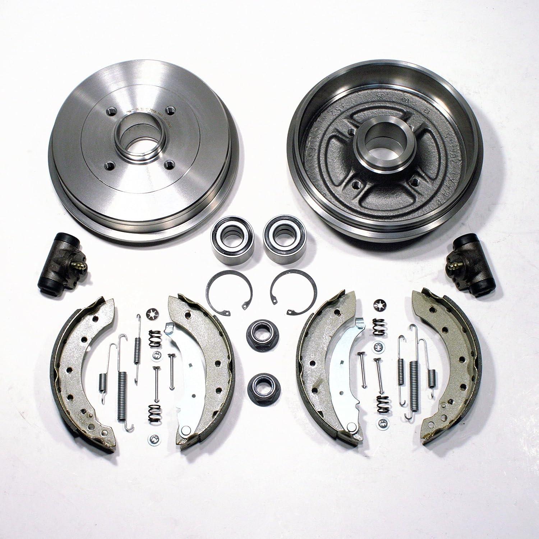 A.B.S x2 2698-SC Bremstrommel