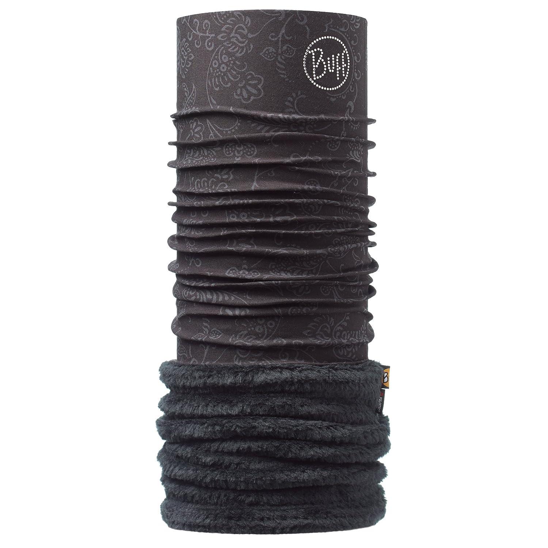 Original Buff 108949.00 Tubular de Microfibra y Forro Polar, Hombre, Negro, Talla Única