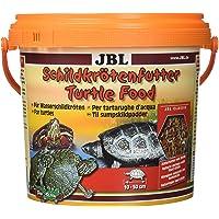 JBL Hauptfutter für Wasserschildkröten von 10-50 cm, Naturfutter mit Sticks, Schildkrötenfutter
