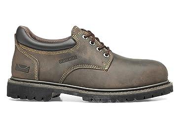 8bce15e03557 PARADE 07TIGER*28 45 Chaussure de sécurité basse Pointure 50 Marron ...