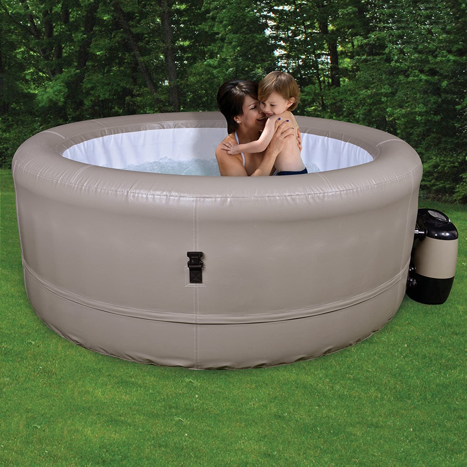 tub hot the reviews circle inflatable best