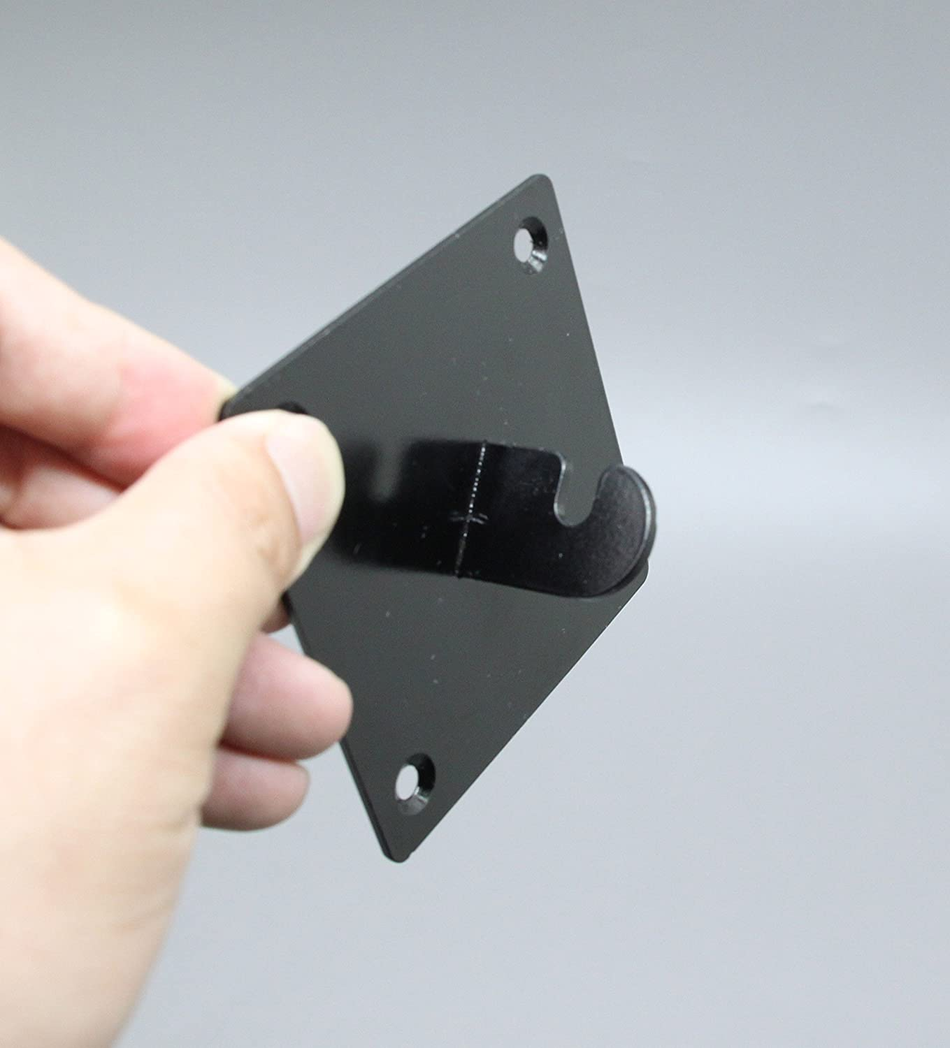 Amazon.com : FixtureDisplays Mounting Bracket for Wire Grid Panel ...