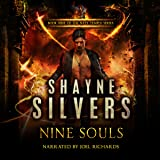 Nine Souls: A Nate Temple Supernatural Thriller: The Temple Chronicles Series, Book 9