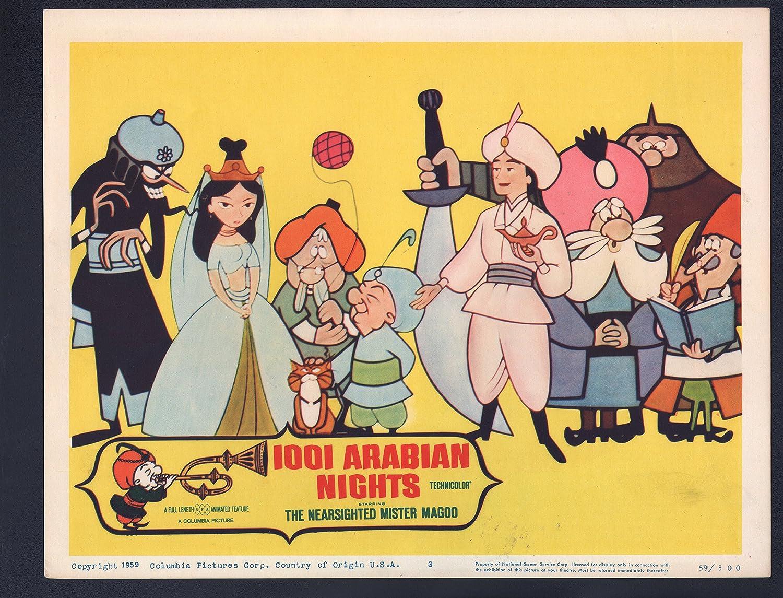 1001 Arabian Nights Film