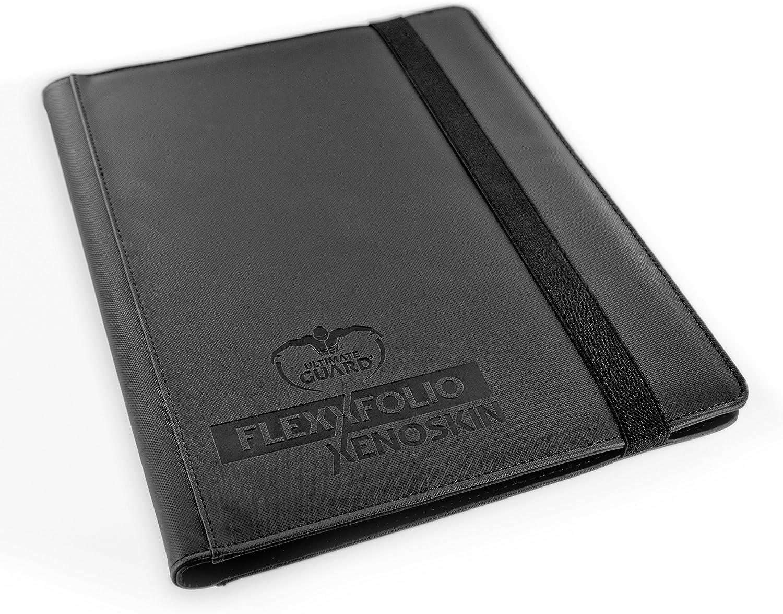 12-Pocket QuadRow flexfolio Noir-Ultimate Guard cartes-PORTFOLIO ALBUM