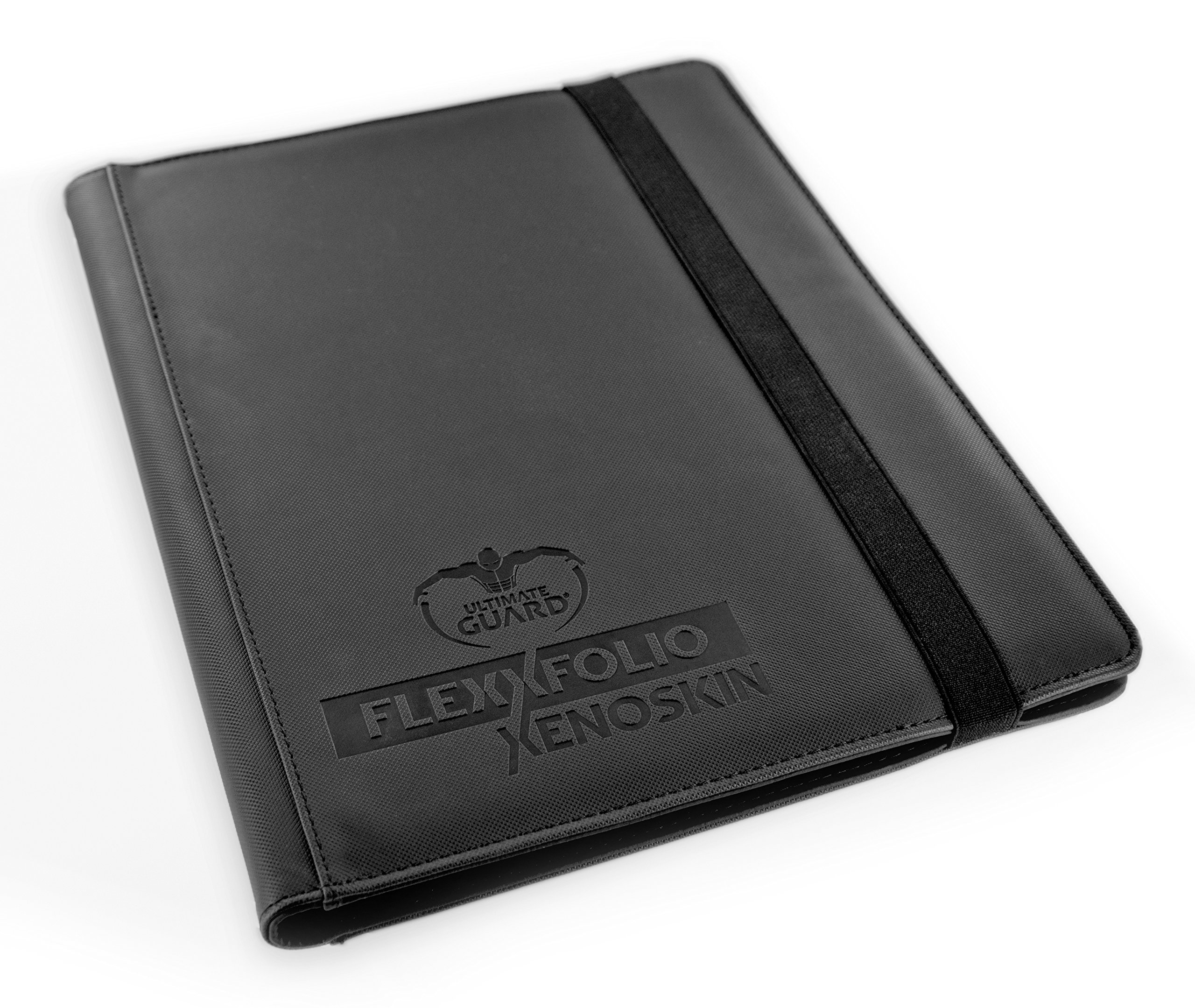 Ultimate Guard 9 Pocket XenoSkin FlexXfolio, Black